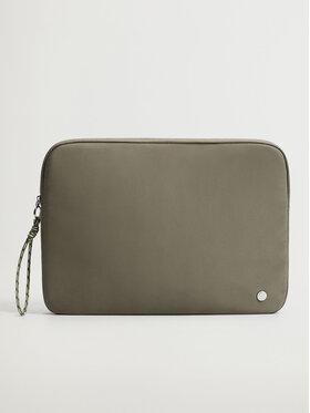 Mango Mango Etui na laptopa Cali 17050149 Zielony