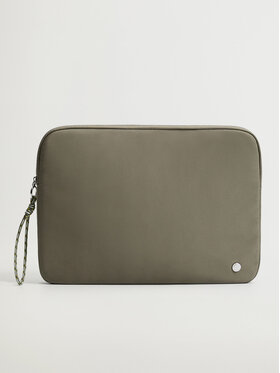 Mango Mango Laptoptáska Cali 17050149 Zöld
