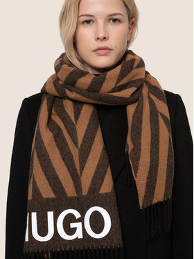 Hugo Hugo Schal Women-Z 623 50440647 Braun