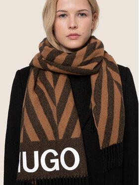 Hugo Hugo Sciarpa Women-Z 623 50440647 Marrone