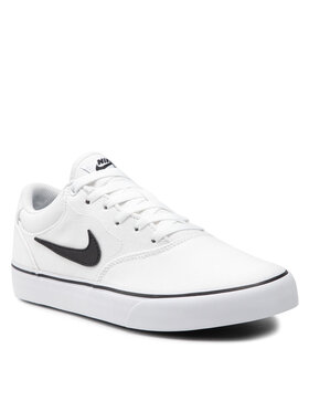 Nike Nike Cipő Sb Chron 2 Cnvs DM3494 100 Fehér