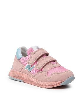 Naturino Naturino Sneakersy Sammy Vl. 0012015880.01.0M02 M Ružová