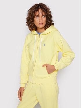 Polo Ralph Lauren Polo Ralph Lauren Bluza 211794396015 Żółty Regular Fit