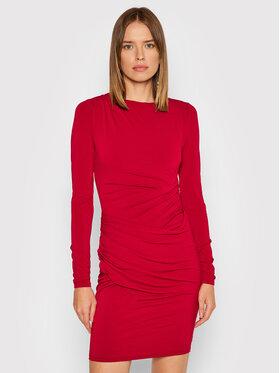 Marciano Guess Marciano Guess Sukienka koktajlowa 1BGK52 6230Z Czerwony Slim Fit