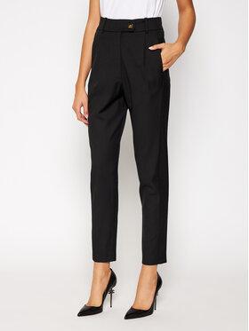 Pinko Pinko Kalhoty z materiálu 20202 PRR 1B14NJ.6116 Černá Regular Fit