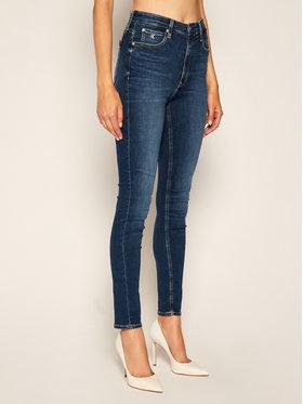 Calvin Klein Jeans Calvin Klein Jeans Jeansy Skinny Fit Ckj 010 J20J214017 Granatowy Skinny Fit