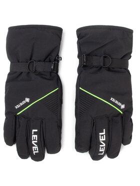 Level Level Snowboardové rukavice Trouper GORE-TEX 339UG.12 Černá
