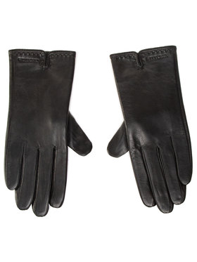 Wittchen Wittchen Дамски ръкавици 39-6L-213-1 Черен