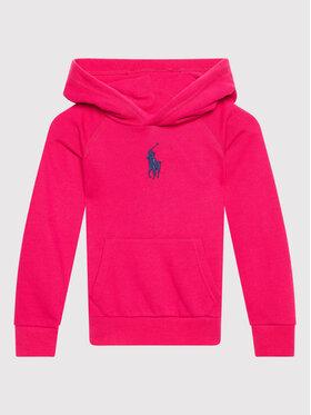 Polo Ralph Lauren Polo Ralph Lauren Sweatshirt Boston 312850677005 Rosa Regular Fit