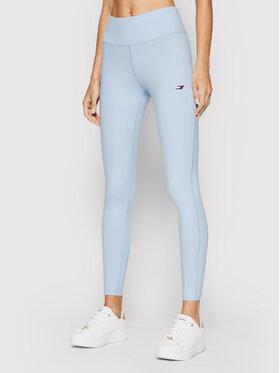 Tommy Hilfiger Tommy Hilfiger Leggings Graphic S10S101023 Kék Slim Fit