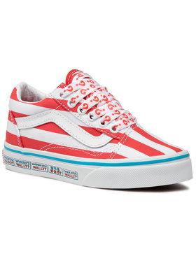 Vans Vans Teniszcipő Old Skool VN0A4BUU3UV1 Piros