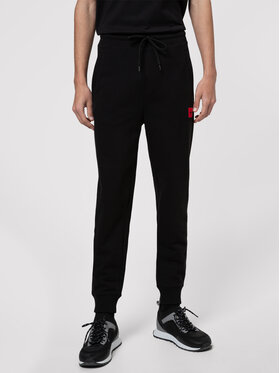 Hugo Hugo Pantalon jogging Doak212 50447963 Noir Regular Fit