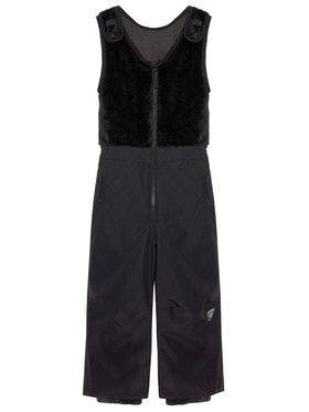 Rossignol Rossignol Lyžařské kalhoty Flocon RLIYP14 Černá Slim Fit