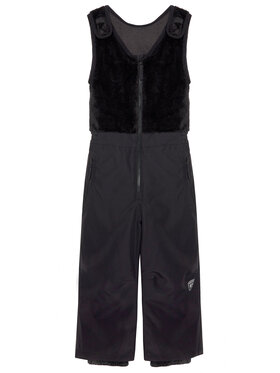 Rossignol Rossignol Lyžiarske nohavice Flocon RLIYP14 Čierna Slim Fit