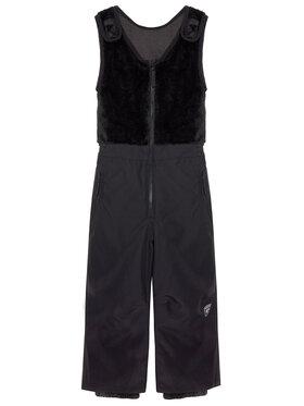 Rossignol Rossignol Pantaloni de schi Flocon RLIYP14 Negru Slim Fit