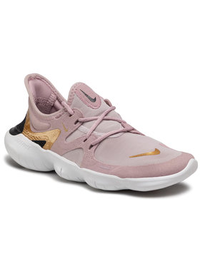 NIKE NIKE Обувки Free Rn 5.0 AQ1316 501 Розов