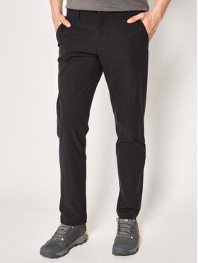 Boss Boss Spodnie materiałowe Hapron 6 50422961 Czarny Slim Fit