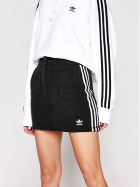 adidas adidas Mini suknja adicolor Classics GN2800 Crna Slim Fit