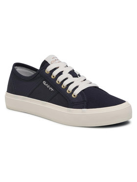 Gant Gant Sneakersy Pinestreet 22538609 Tmavomodrá