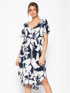 Roxy Roxy Ljetna haljina Flamingo Shades ERJWD03428 Tamnoplava Regular Fit