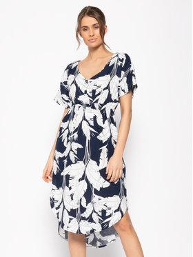 Roxy Roxy Nyári ruha Flamingo Shades ERJWD03428 Sötétkék Regular Fit