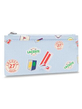Lacoste Lacoste Калъф за кредитни карти NF3395AP Син