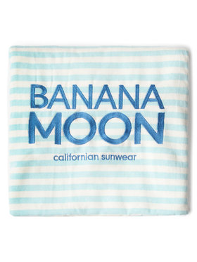 Banana Moon Banana Moon Πετσέτα Peaches Marbell JAE14 Μπλε
