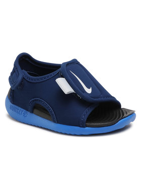 Nike Nike Sandále Sunray Adjust 5 V2 (TD) DB9566 401 Tmavomodrá