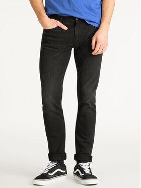 Lee Lee Slim Fit Jeans Luke L719IZHL Schwarz Slim Fit