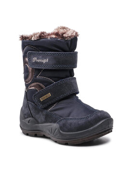 Primigi Primigi Μπότες Χιονιού GORE-TEX 8384233 S Σκούρο μπλε