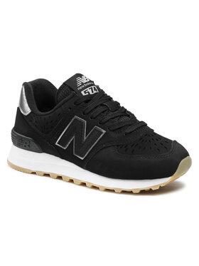 New Balance New Balance Laisvalaikio batai WL574SCP Juoda