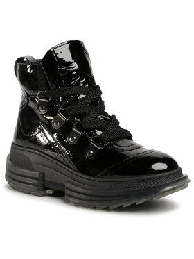 Gino Rossi Gino Rossi Sneakersy 6348 Čierna