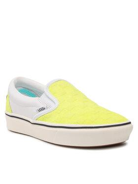 Vans Vans Кросівки Comfycush Slip-On VN0A5DY64D21 Жовтий
