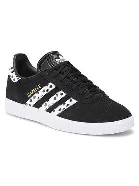 adidas adidas Обувки Gazelle W FX5510 Черен