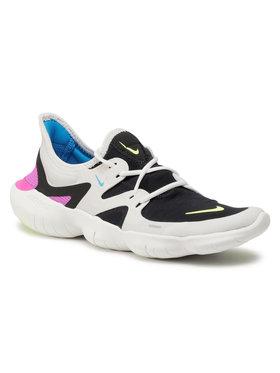NIKE NIKE Παπούτσια Free Rn 5.0 AQ1289 100 Έγχρωμο