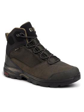 Salomon Salomon Trekingová obuv Outward Gtx GORE-TEX 409579 32 V0 Zelená