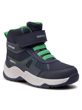 Geox Geox Обувки J Sentiero B.Wpf A J04CEA 0FEFU C4248 M Тъмносин