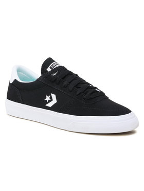 Converse Converse Πάνινα παπούτσια Boulevard Ox 170082C Μαύρο