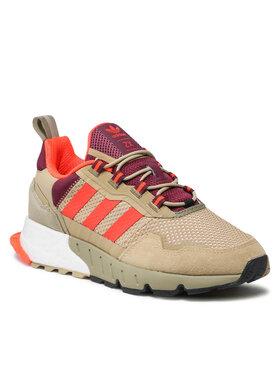 adidas adidas Обувки Zx 1k Boost - Seasonality H00429 Бежов