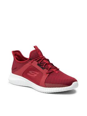 Skechers Skechers Παπούτσια Elite Flex 52640/RDBK Κόκκινο