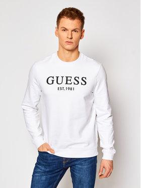 Guess Guess Sweatshirt M1RQ08 K7ON1 Weiß Slim Fit