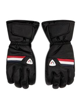 Rossignol Rossignol Lyžařské rukavice Venture Lth Impr RLIMG36 Černá
