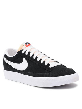 Nike Nike Chaussures Blazer Low '77 Suede DA7254 001 Noir