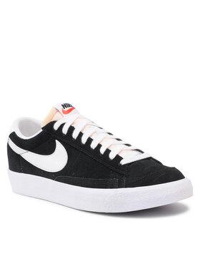 Nike Nike Обувки Blazer Low '77 Suede DA7254 001 Черен