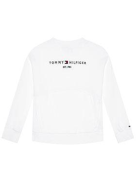 Tommy Hilfiger Tommy Hilfiger Bluza Essential KG0KG05764 M Biały Regular Fit