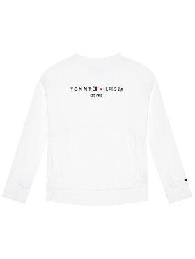 Tommy Hilfiger Tommy Hilfiger Суитшърт Essential KG0KG05764 M Бял Regular Fit
