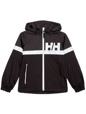 Helly Hansen Helly Hansen Regenjacke Active 41696 Schwarz Regular Fit