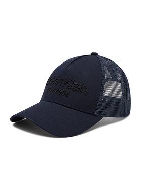 Calvin Klein Calvin Klein Καπέλο Jockey Trucker K50K507070 Σκούρο μπλε
