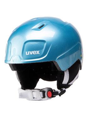 Uvex Uvex Kask narciarski Heyya S5662525003 Niebieski