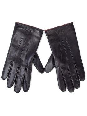 Emporio Armani Emporio Armani Pánské rukavice 624515 9A241 00035 Černá